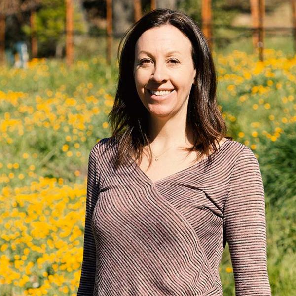 Sally Johnson, Pride Mountain Vineyards
