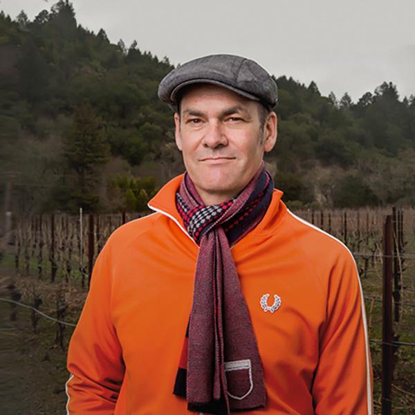 Aaron Pott, Saint Helena Winery