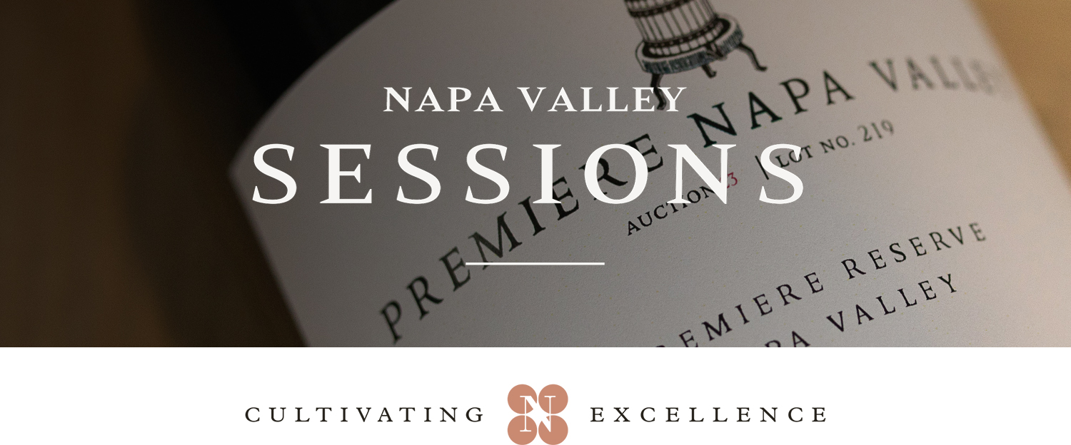 Napa Valley Sessions: A Quest for Premiere Napa Valley (Night 1)