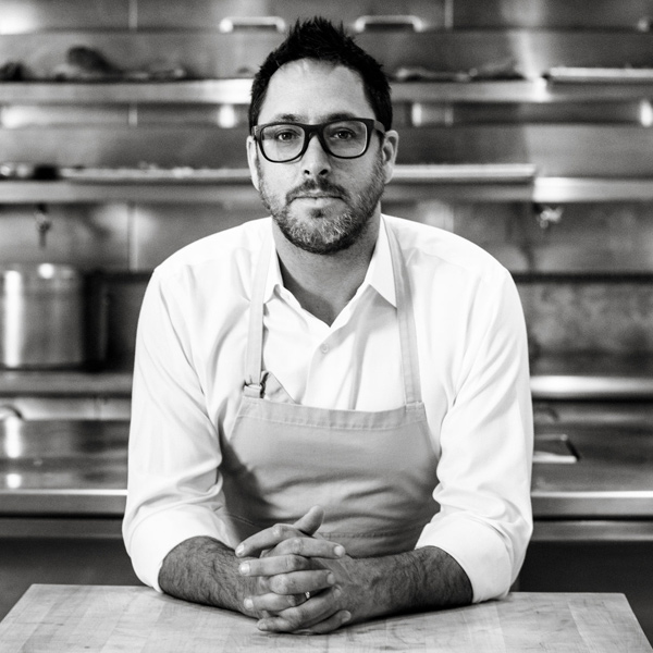 Christopher Kostow, The Restaurant at Meadowood/The Charter Oak Restaurant