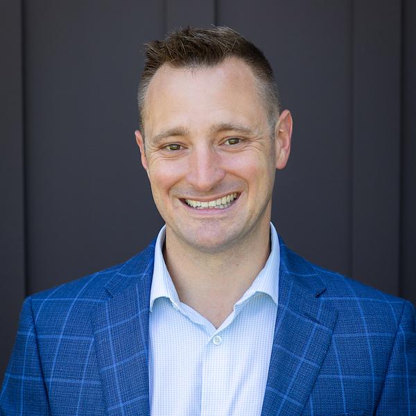 Connor Best, Head of International Marketing, Napa Valley Vintners