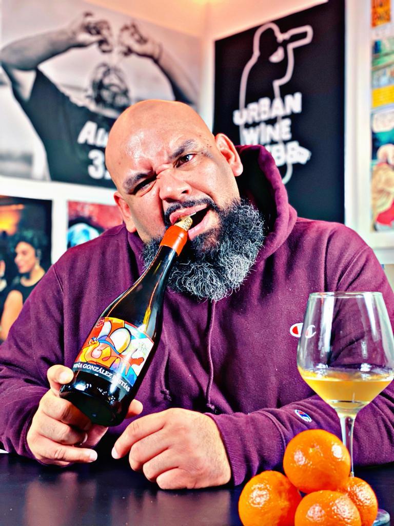 John Morcilio, The Cornerstore Wine Connoisseur @ The Urban Wine Tribe