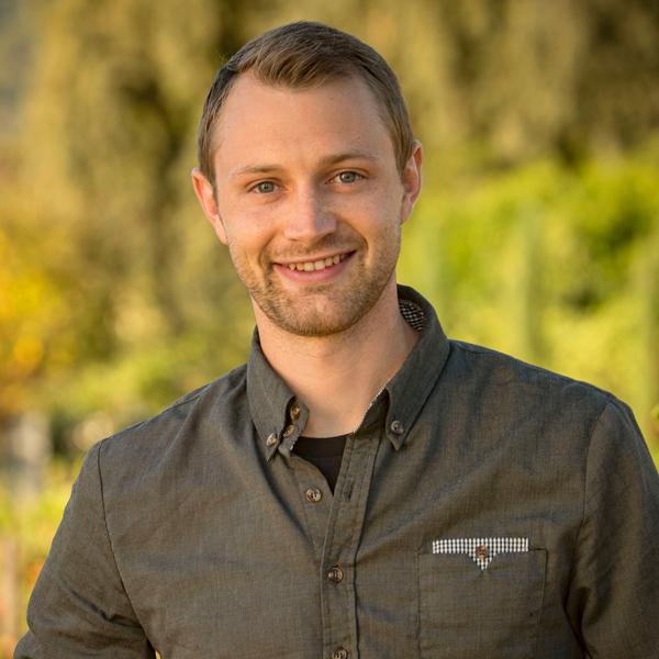 Jason Moravec, V. Sattui Winery