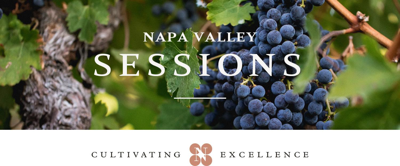 Napa Valley Cabernet Sauvignon in the Glass