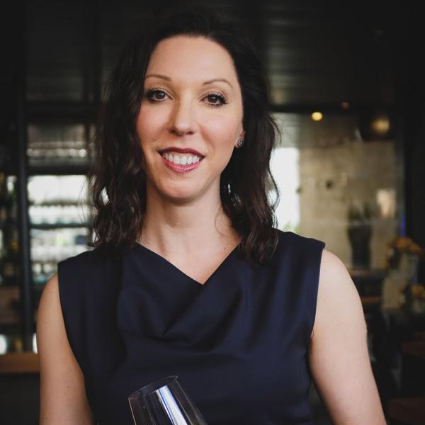 Vanessa Conlin, Master of Wine