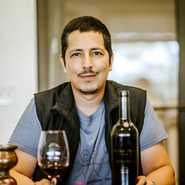 Martin Reyes, Master of Wine