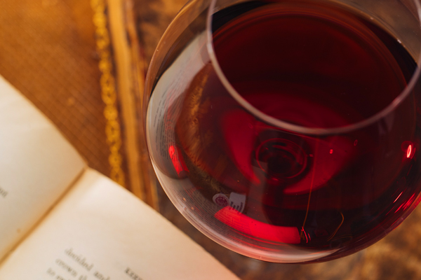 Library Wine Auction Special: Vintages of the Past and Visions for the Future