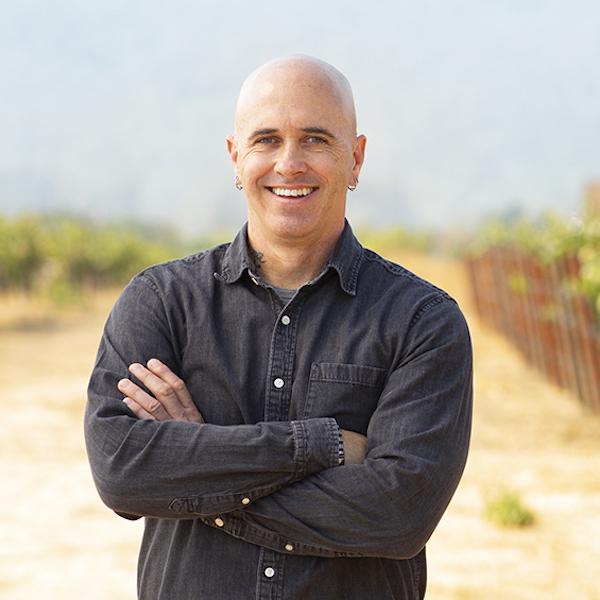 Michael Eddy, Louis M. Martini Winery