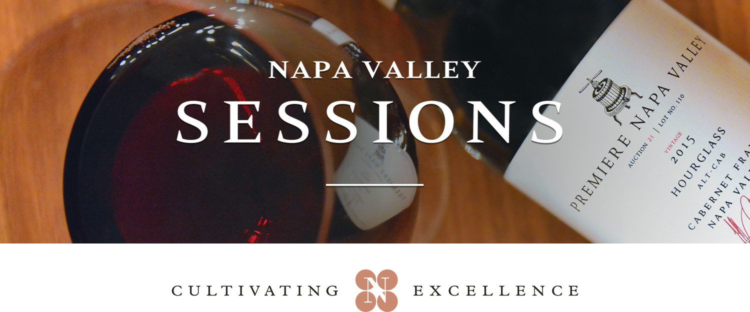 Premiere Napa Valley Wine Week: The Creation of the Wine