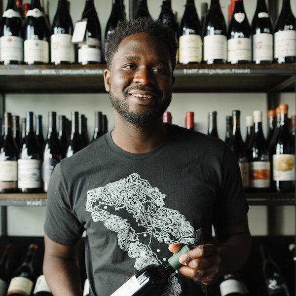 Femi Oyediran, Co-Owner/Sommelier, Graft Wine Shop